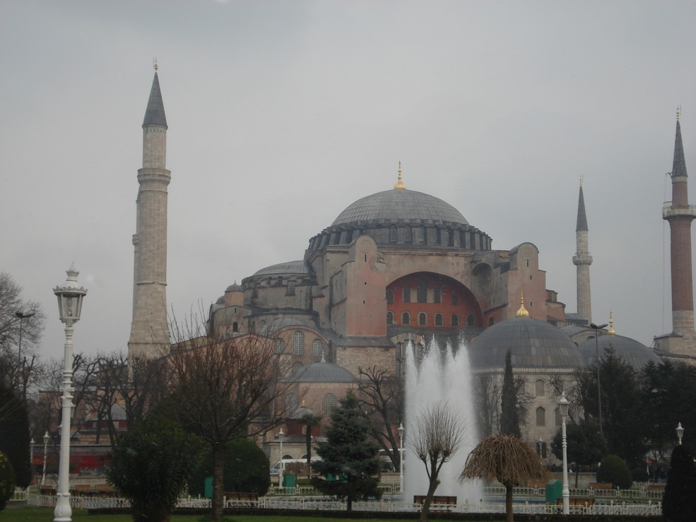 Istanbul Mosque2