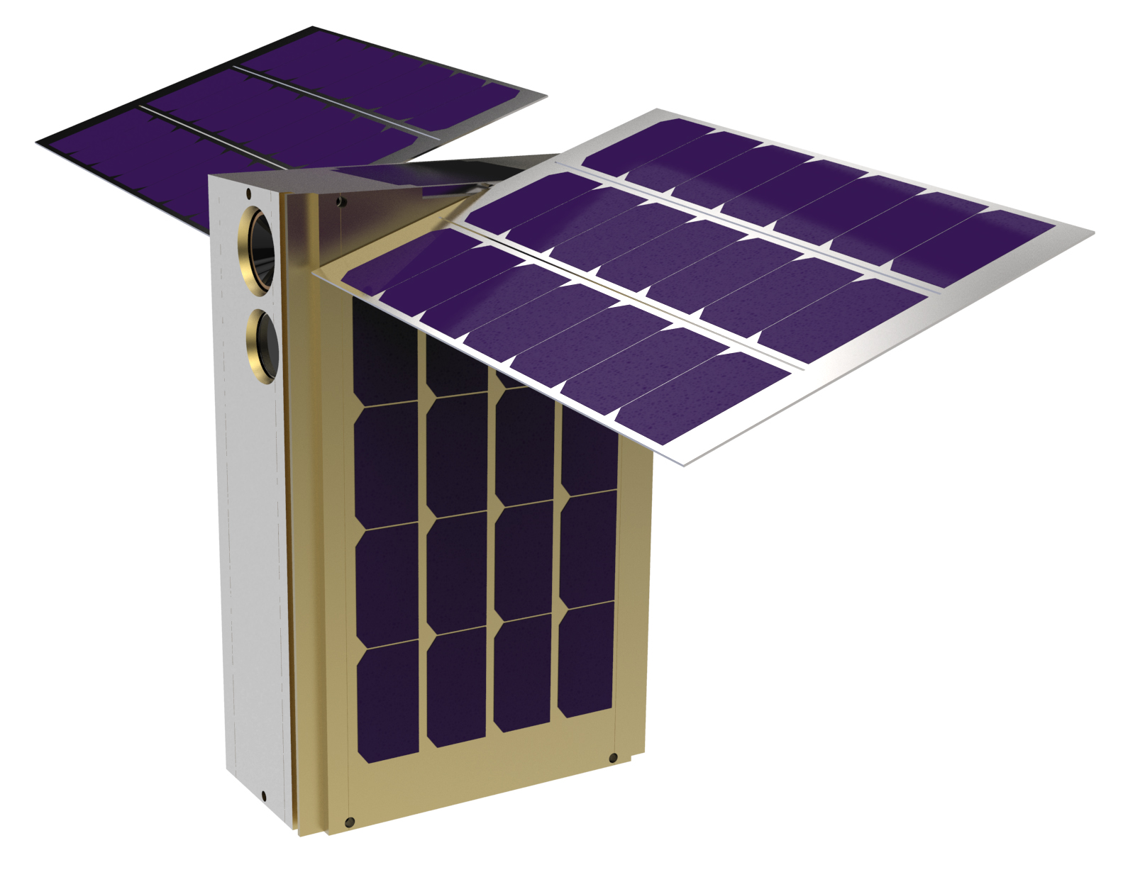 LunaH-Map CubeSat